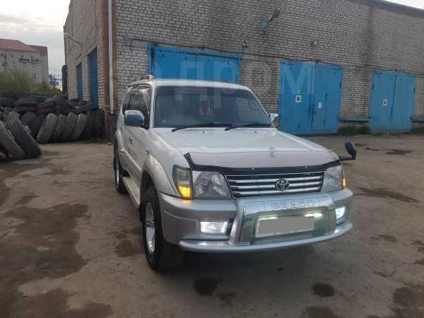 Toyota Land Cruiser Prado, 2000 год, 900 000 руб.