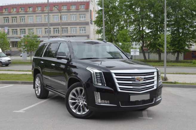 Cadillac Escalade, 2018 год, 5 850 000 руб.