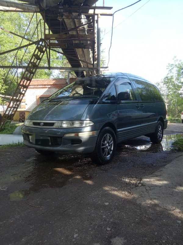 Toyota Estima Emina, 1993 год, 250 000 руб.