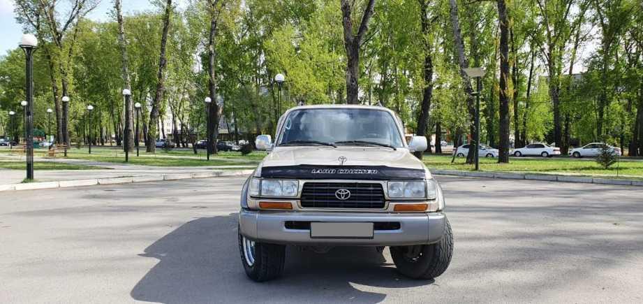 Toyota Land Cruiser, 1996 год, 915 000 руб.