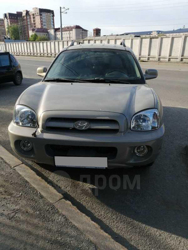 Hyundai Santa Fe Classic, 2008 год, 425 000 руб.
