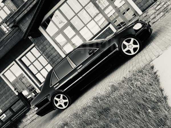 Mercedes-Benz S-Class, 1995 год, 535 000 руб.