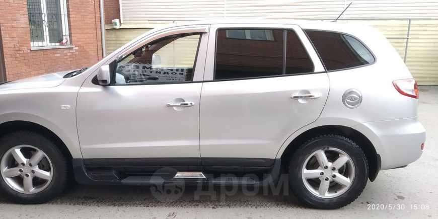 Hyundai Santa Fe, 2009 год, 560 000 руб.