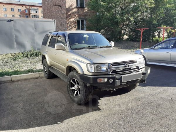 Toyota Hilux Surf, 2000 год, 669 900 руб.