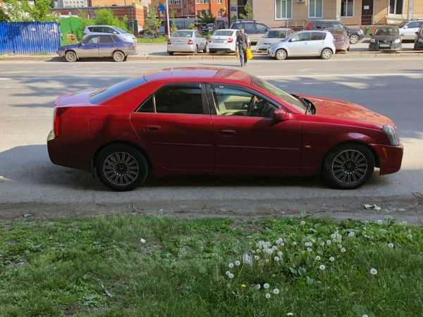 Cadillac CTS, 2005 год, 399 000 руб.