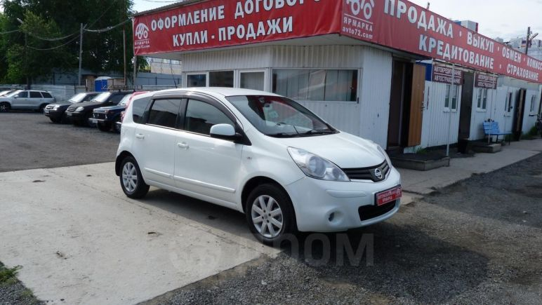 Nissan Note, 2012 год, 390 000 руб.