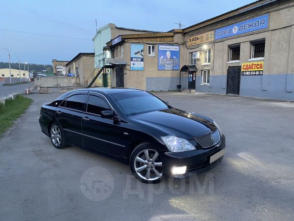 Toyota Crown, 2004 год, 750 000 руб.