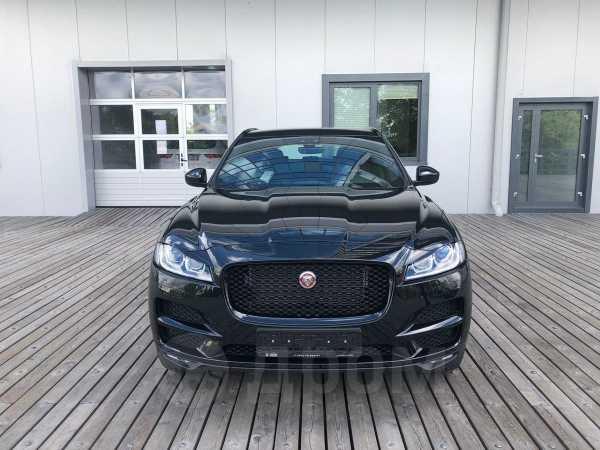 Jaguar F-Pace, 2019 год, 4 452 000 руб.
