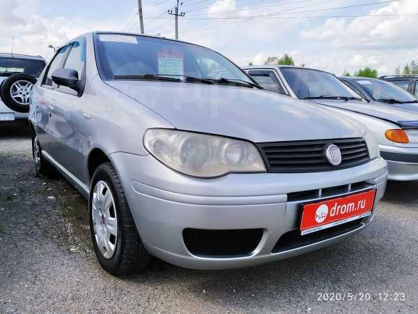 Fiat Albea, 2008 год, 189 000 руб.