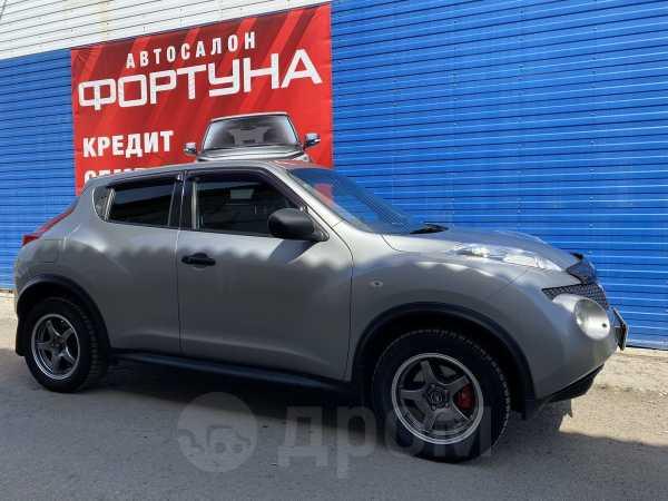 Nissan Juke, 2011 год, 559 000 руб.