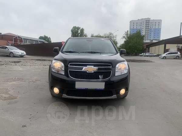 Chevrolet Orlando, 2012 год, 666 000 руб.