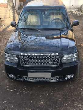 Омск Range Rover 2011