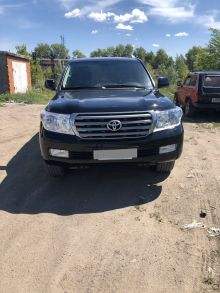 Омск Land Cruiser 2011