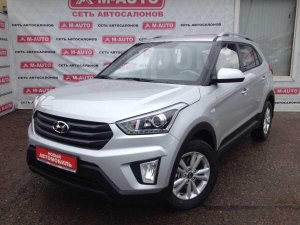 Hyundai Creta, 2019 год, 1 335 000 руб.