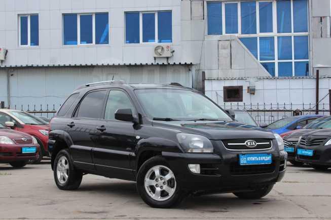Kia Sportage, 2008 год, 489 000 руб.