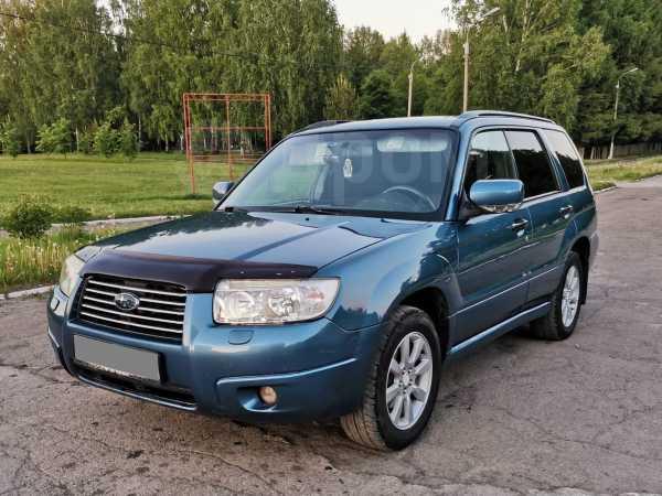 Subaru Forester, 2007 год, 569 000 руб.