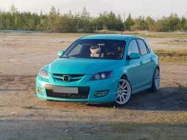 Радужный Mazda3 MPS 2007