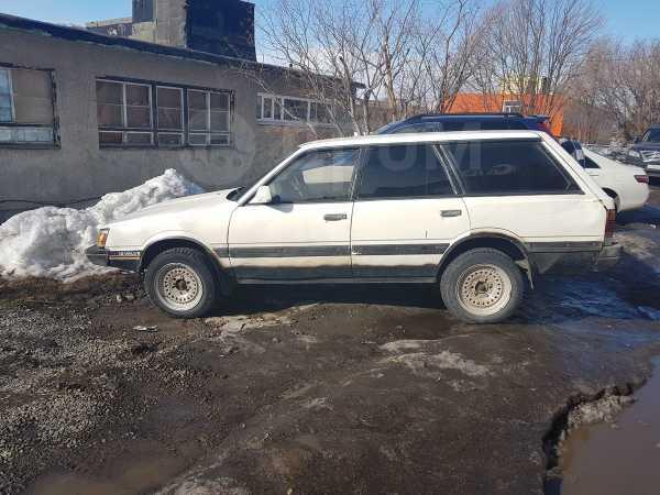 Subaru Leone, 1989 год, 100 000 руб.