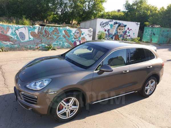 Porsche Cayenne, 2013 год, 1 999 999 руб.