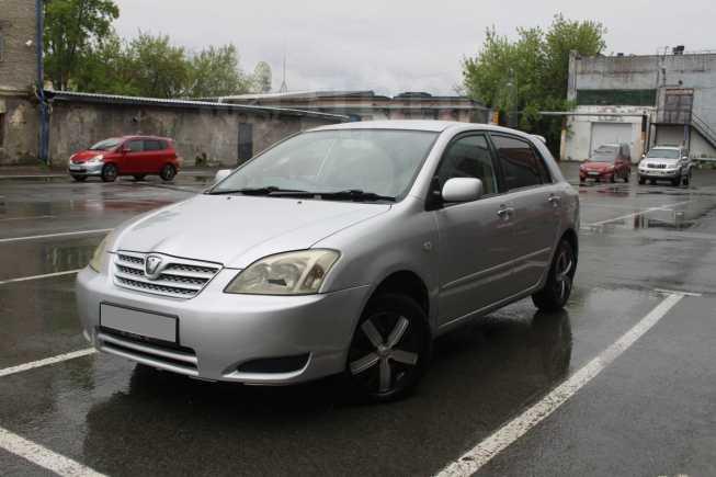 Toyota Allex, 2004 год, 330 000 руб.