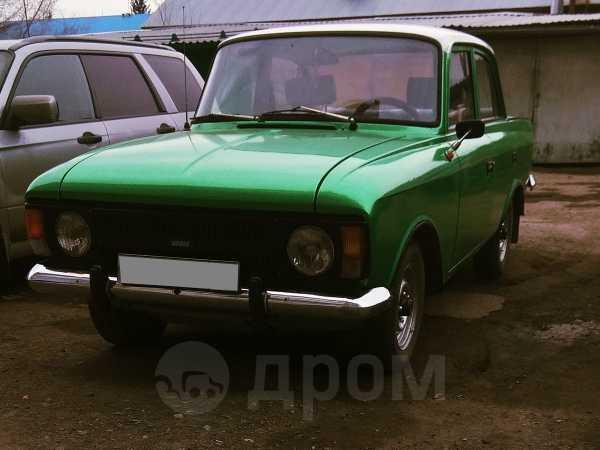 Москвич 412, 1986 год, 75 000 руб.