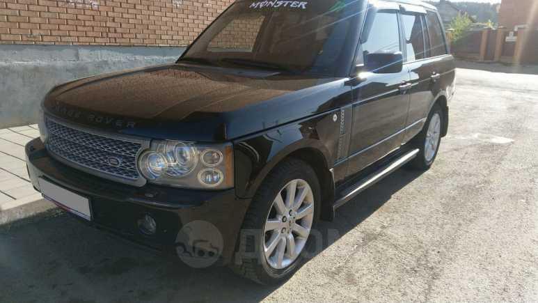 Land Rover Range Rover, 2006 год, 710 000 руб.