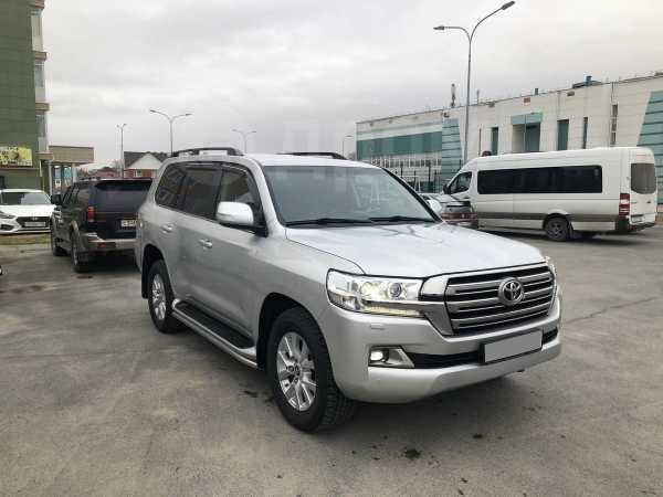 Toyota Land Cruiser, 2015 год, 3 297 000 руб.