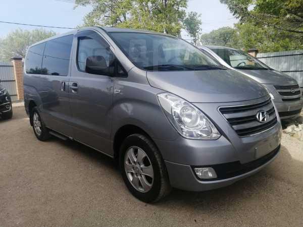 Hyundai Grand Starex, 2016 год, 1 540 000 руб.