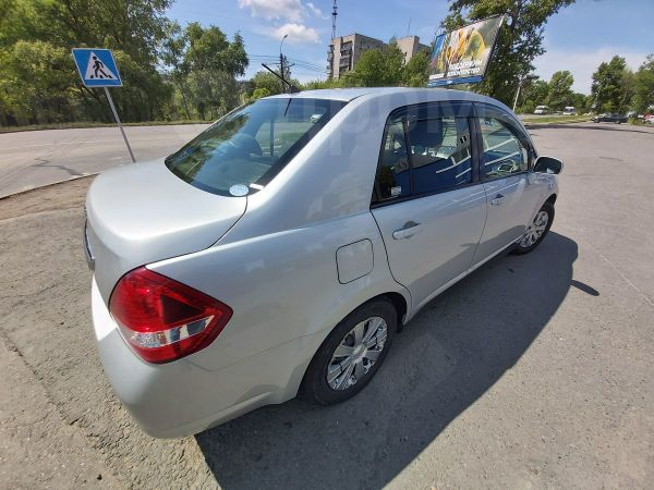 Nissan Tiida Latio, 2012 год, 380 000 руб.