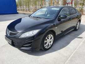 Лянтор Mazda6 2012