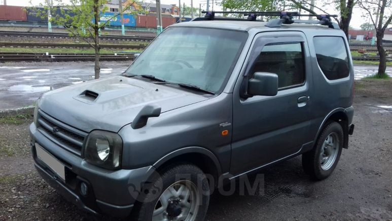 Suzuki Jimny, 2006 год, 305 000 руб.