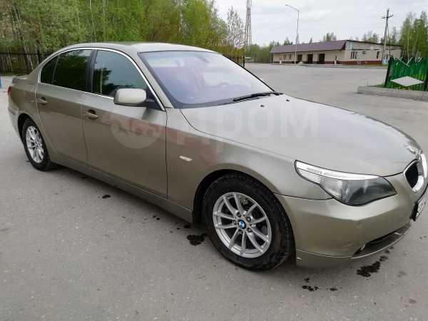 BMW 5-Series, 2004 год, 430 000 руб.