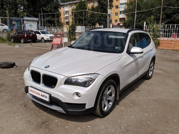 BMW X1, 2013 год, 875 000 руб.
