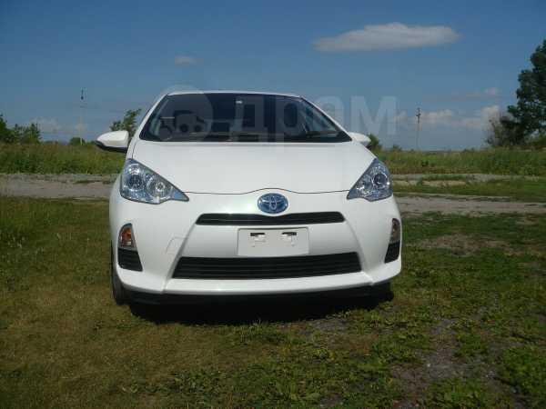 Toyota Aqua, 2014 год, 640 000 руб.