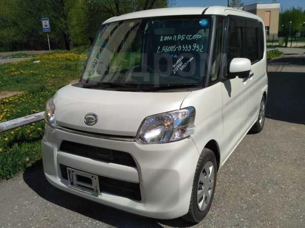 Daihatsu Tanto, 2016 год, 519 000 руб.