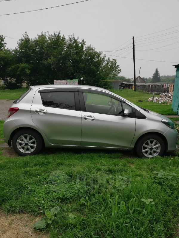 Toyota Vitz, 2014 год, 520 000 руб.