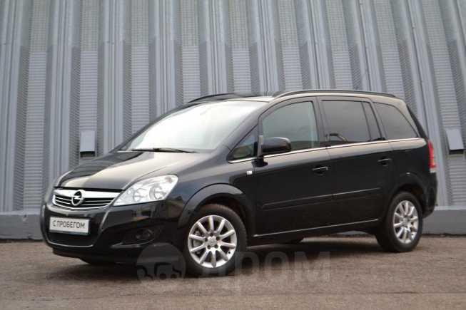 Opel Zafira, 2010 год, 475 000 руб.