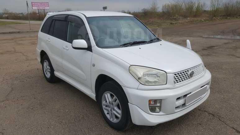 Toyota RAV4, 2001 год, 554 999 руб.