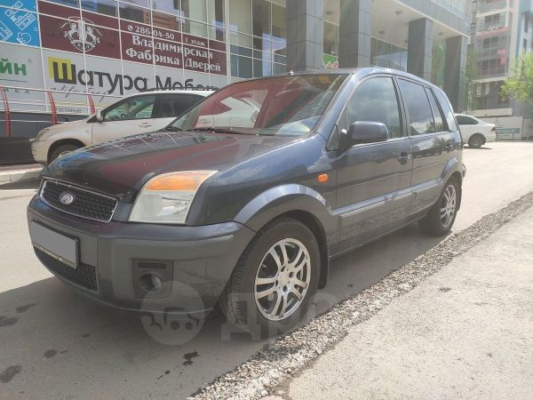 Ford Fusion, 2006 год, 285 000 руб.