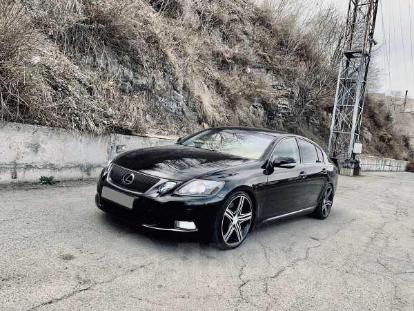 Lexus GS450h, 2008 год, 870 000 руб.