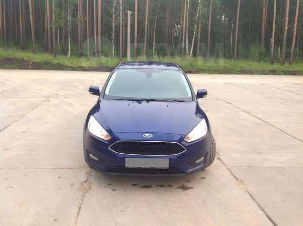 Ford Focus, 2017 год, 715 000 руб.