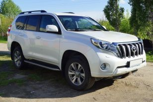 Шадринск Land Cruiser Prado