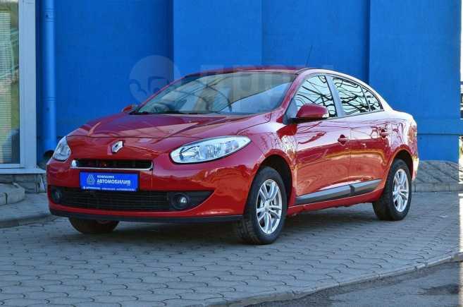 Renault Fluence, 2012 год, 379 000 руб.