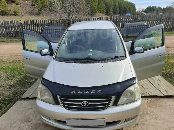 Toyota Nadia, 2003 год, 400 000 руб.