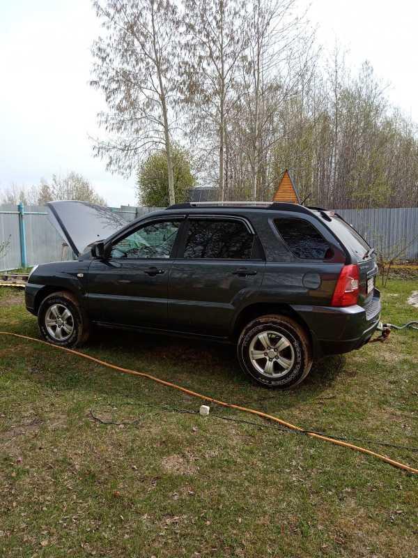 Kia Sportage, 2009 год, 500 000 руб.