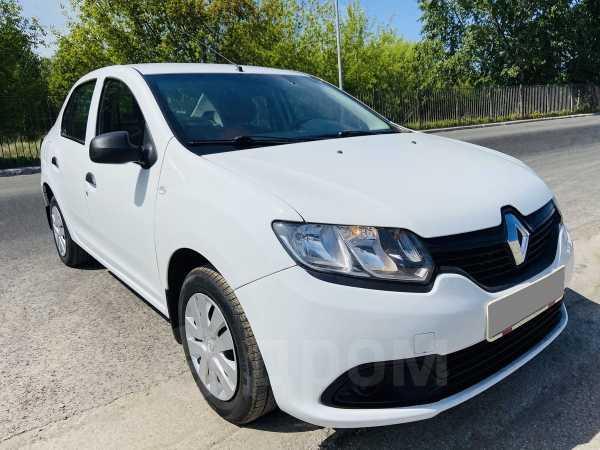 Renault Logan, 2016 год, 448 000 руб.