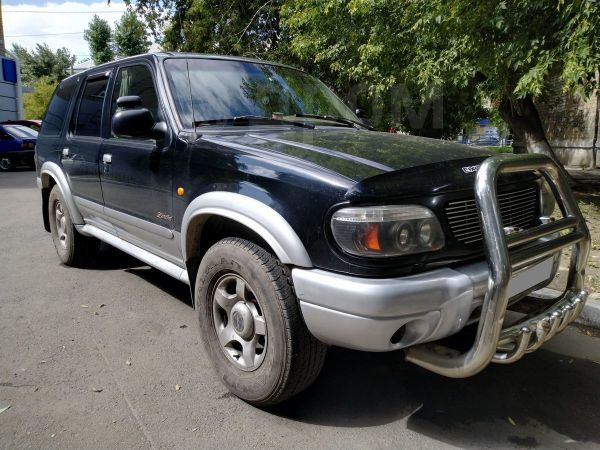 Ford Explorer, 2000 год, 290 000 руб.