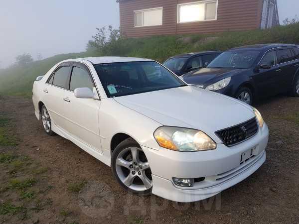 Toyota Mark II, 2002 год, 255 000 руб.
