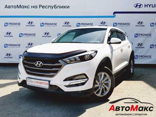 Hyundai Tucson, 2017 год, 1 350 000 руб.