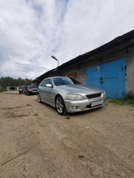 Ангарск Altezza 2001